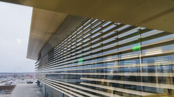 Из пермского аэропорта ограничили часть внутренних рейсов