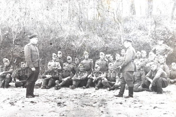 Боевой отряд, в котором служил Георгий Стаценко, проводит учебные занятия в Болгарии