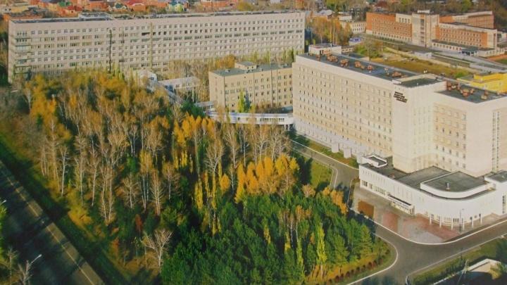 Хирургический корпус областной больницы отдают под пациентов с коронавирусом