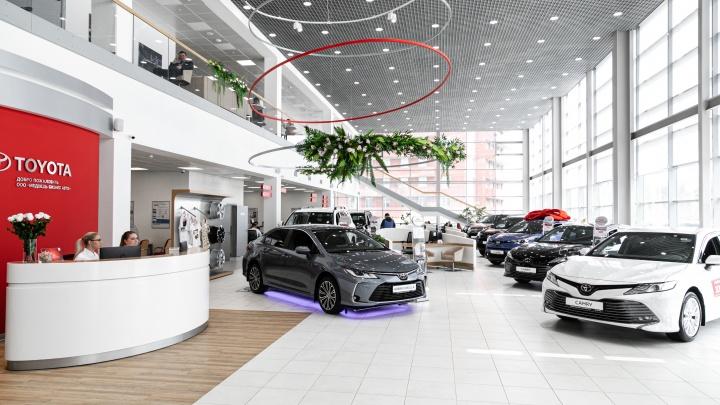 Приобретение Toyota стало еще проще: «Медведь БизнесАвто» запустил сервис online-бронирования