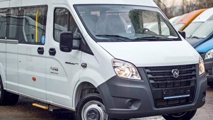 Власти Прикамья закупили 42 новых микроавтобуса для 14 районов