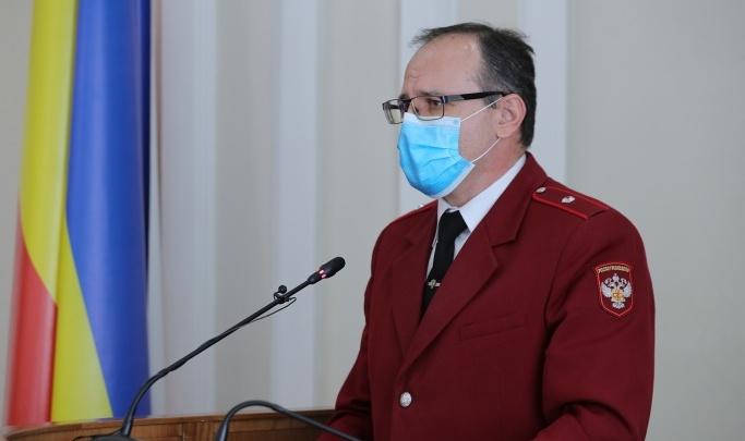 Новый очаг COVID-19 возник на севере Ростовской области — главный санврач