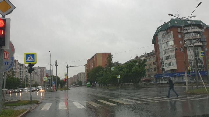 Июль не порадует: прогноз погоды в Тюмени на неделю