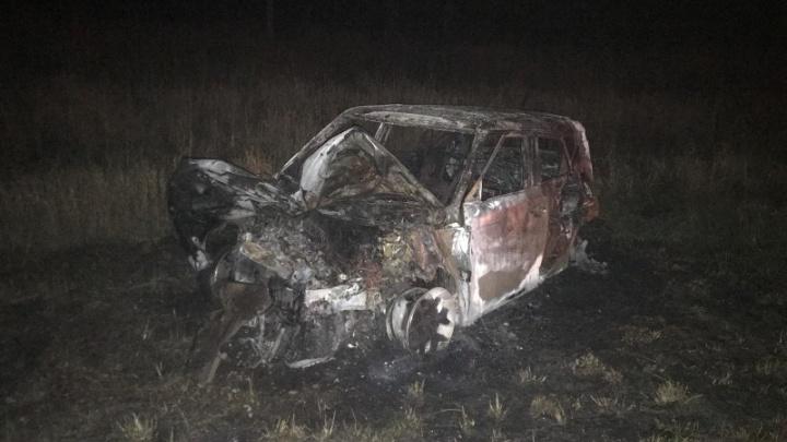 В полиции рассказали подробности ДТП на трассе под Чусовым, где погибли два человека