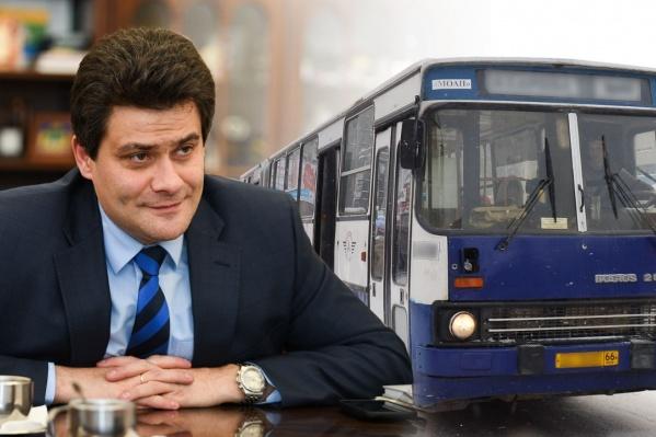 Реформа коснется всех видов общественного транспорта в Екатеринбурге