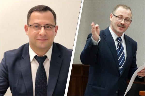 Михаил Зельдин (слева) и Сергей Колосовский рассказали, как разговаривать с полицейскими на улице