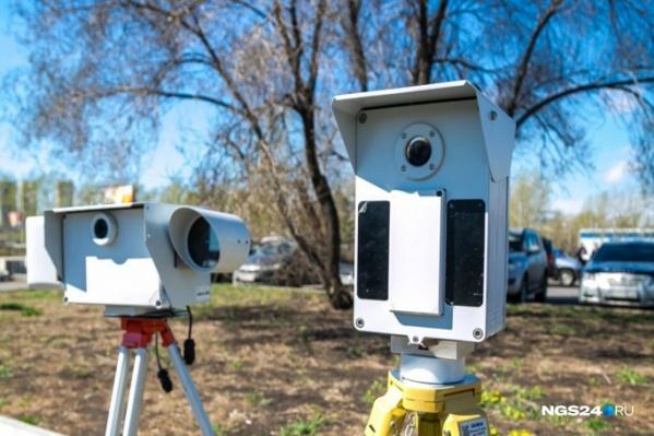 Дислокация передвижных камер меняется ежемесячно