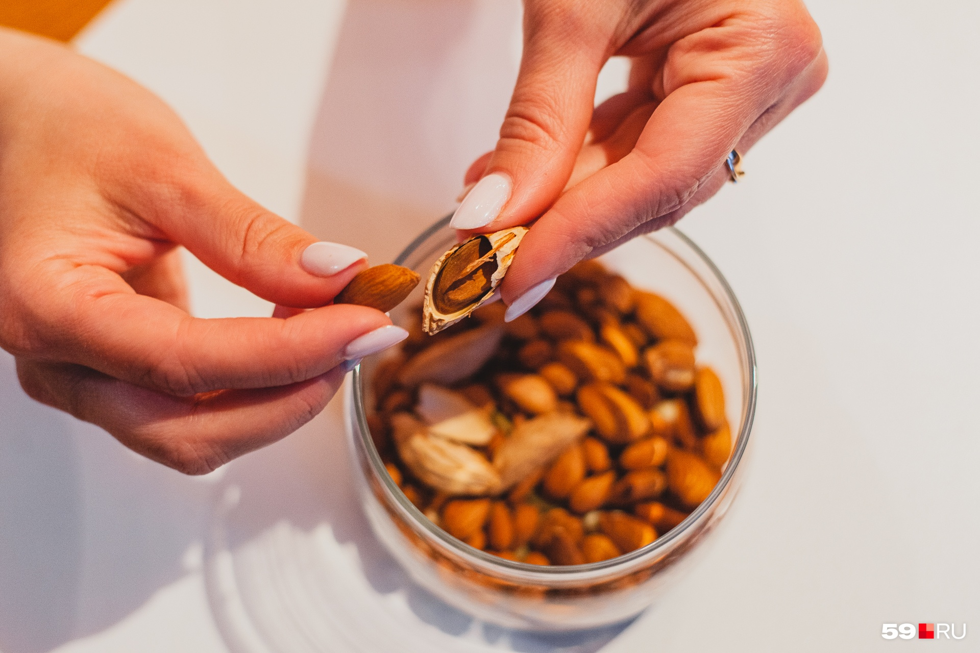 Чем орехи хуже чипсов? Ничем, и даже наоборот