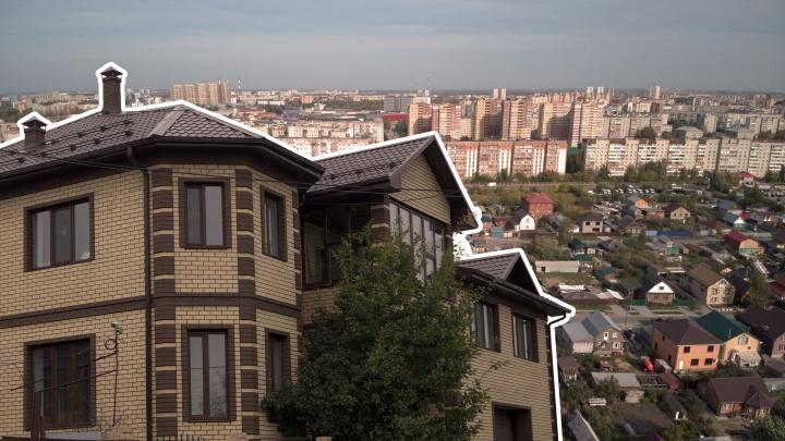 Одноэтажная Тюмень: как беглые крестьяне основали в городе огромный район с большим будущим