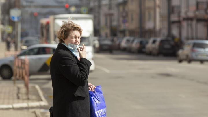 Губернатор: «В Самарской области продолжает действовать масочный режим»