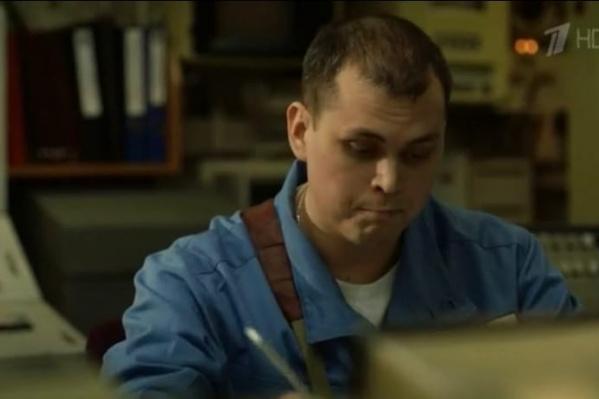Ранее Вадим Винтилов лишь один раз снимался в кино — был в массовке сериала «Ермоловы»<br>