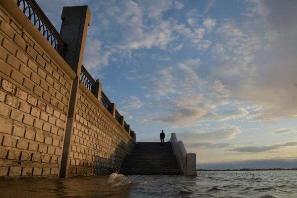 Уровень Волги у Самары уже 19 мая может достичь почти 32 метров