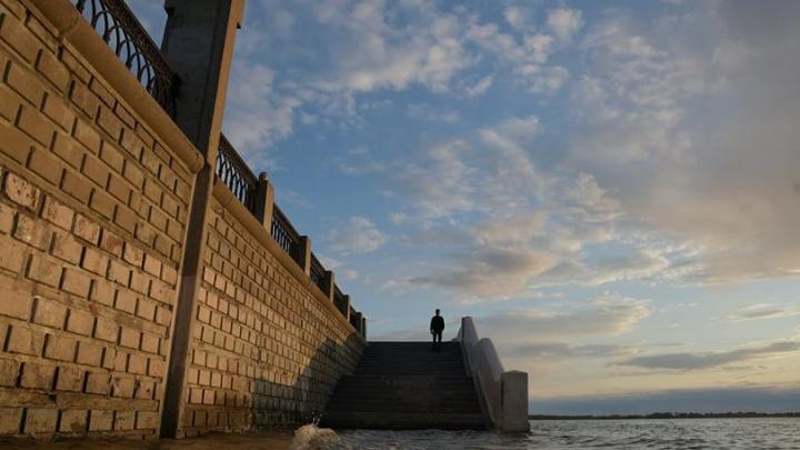 МЧС: «В Самаре ожидается повышение уровня воды в Волге на 1 метр»