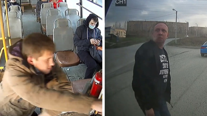 «Это мой маршрут»: депутат-единоросс ударил водителя автобуса конкурентов