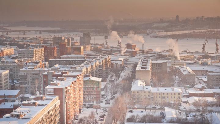 В каких районах самый грязный воздух? И так ли всё плохо в Новосибирске? Сравниваем с другими городами