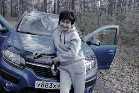 Женщина уехала из дома на своем автомобиле 18 ноября