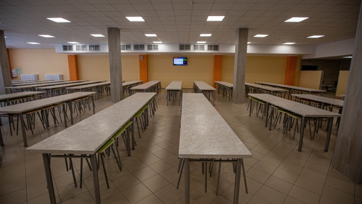Новосибирский Минобр решил выдавать сухие пайки школьникам