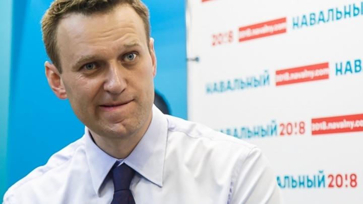 Жена Алексея Навального летит в Омск