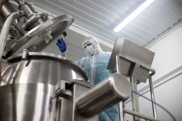 Так выглядит рабочий процесс на производстве NL