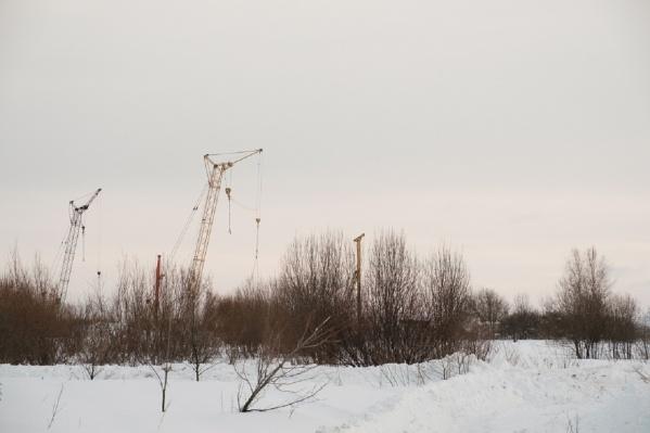 В 2021 году на участке в Бахаревке планировали начать строить «Аркаим экополис»