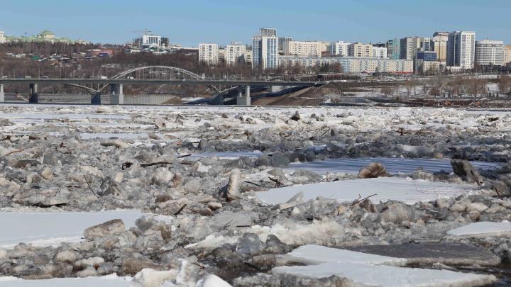 Паводок в Уфе ожидается серьезнее, чем в прошлом году