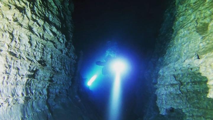 В затопленной шахте под Нижним Тагилом погиб дайвер из Москвы