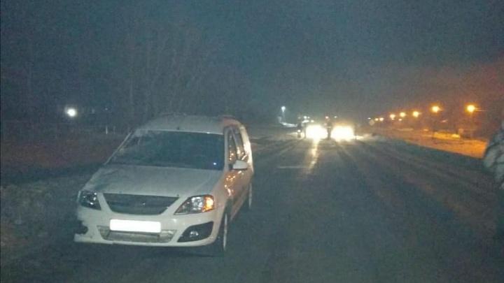 Пьяный физрук сбил пешехода в одном из сел Башкирии
