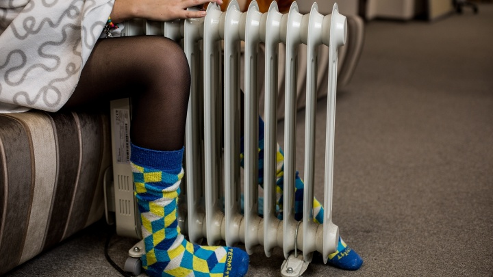 Новосибирцы остались без отопления в морозы