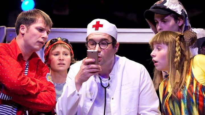 Ещё один новосибирский театр отменил спектакли из-за пандемии