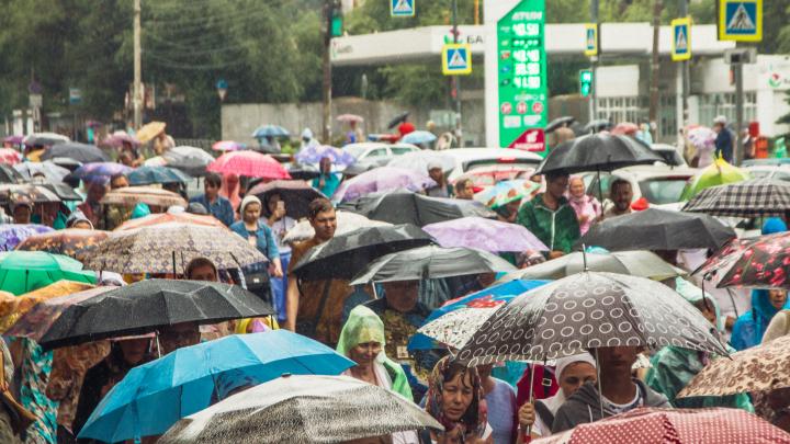 В Самарской области резко испортится погода
