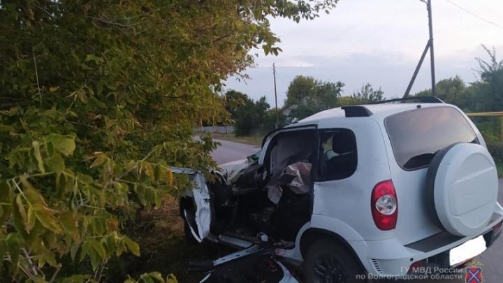 В страшном ДТП в Волгоградской области погиб молодой мужчина из Челябинска