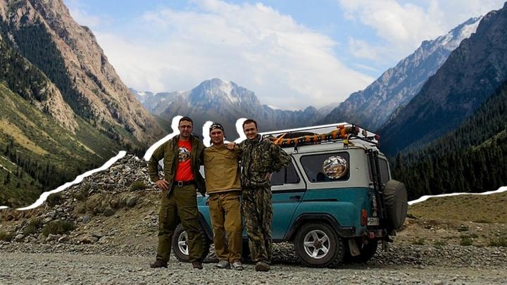 До крайней точки земли и обратно: омские врачи путешествуют по миру на джипе