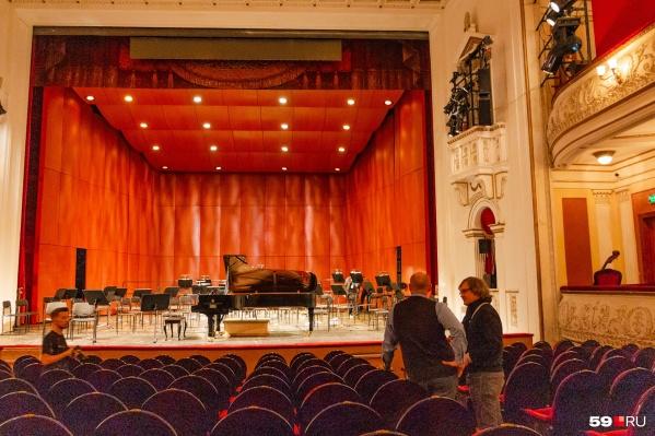 Пермские музеи и театры не принимали посетителей до 8 ноября