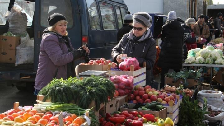 А Шевчуку — да: в Уфе из-за коронавируса отменили овощные ярмарки