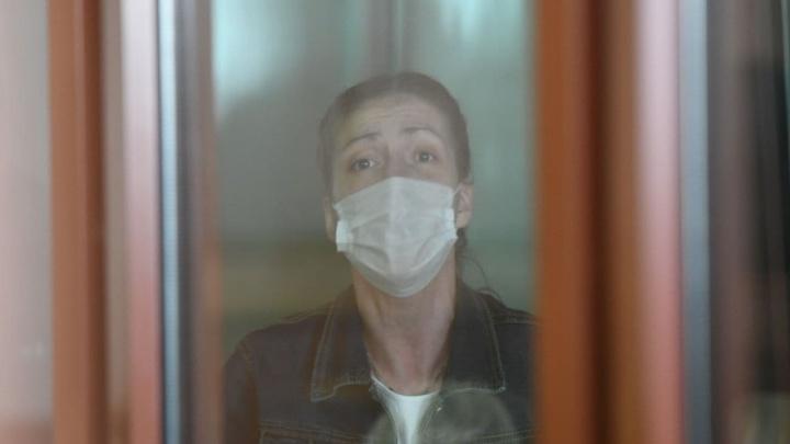 «Все почки отбили!» Обвиняемая в убийстве Ксении Каторгиной заявила, что из нее выбивали признание