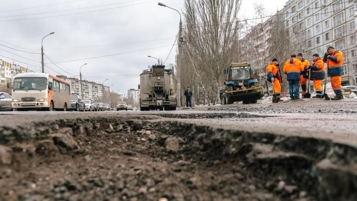 Самарские дорожники заявили о нехватке битума