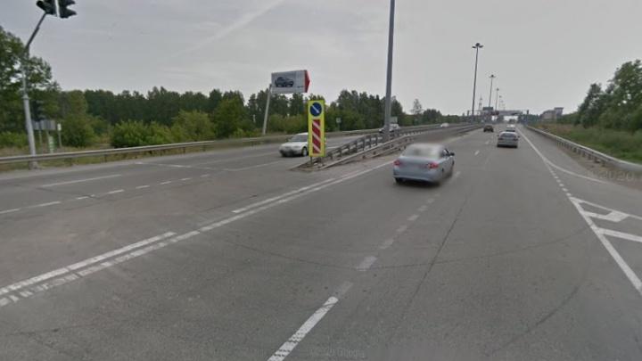 В Новосибирске решили отремонтировать полтора километра Советского шоссе — показываем его на карте