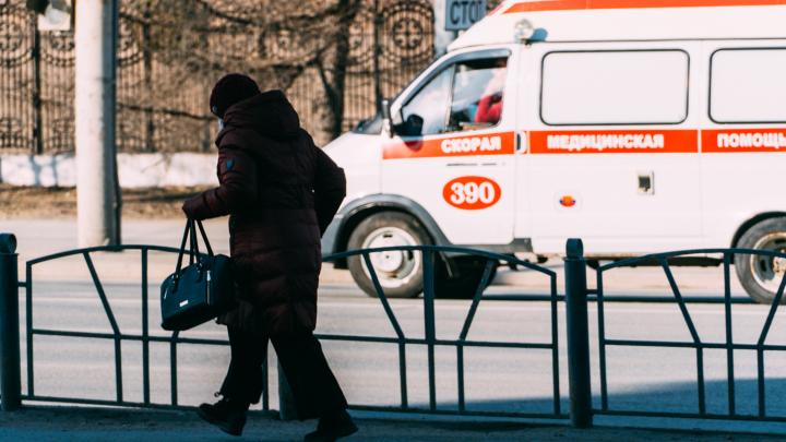 В Омской области от коронавируса умерли четыре пациента за сутки