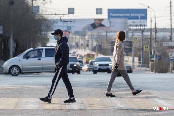 Некоторым жителям региона разрешили чаще выходить на улицу