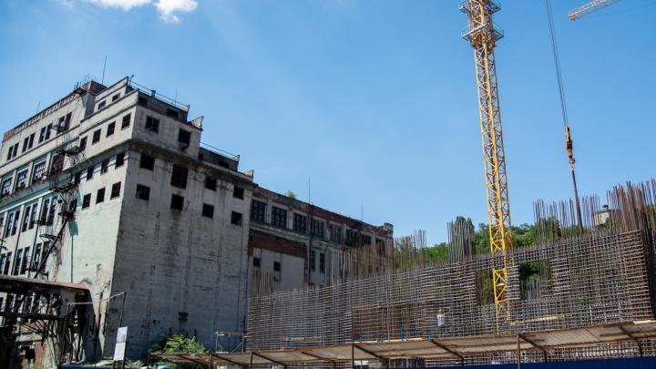 Вице-премьер РФ восхитился «комплексной застройкой города-миллионника» Ростова