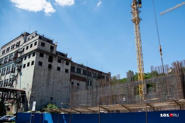 Марат Хуснуллин считает, что у Ростовской области большой строительный потенциал