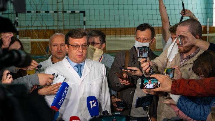 «Такое же лечение оказывается любому гражданину»: врачи БСМП-1 — о Навальном в Омске