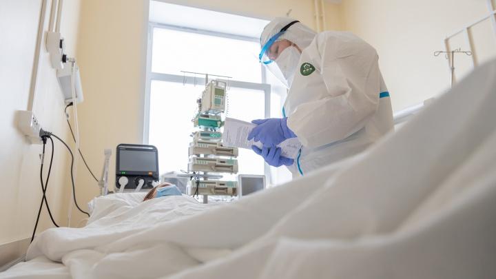 Ковид-смерти зафиксировали в 34 районах и городах Самарской области