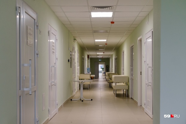 Зараженных отправляют в больницы