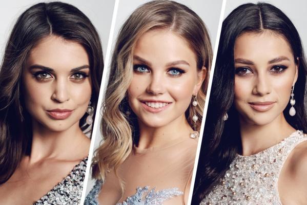 Имя новой мисс Екатеринбург станет известно вечером, а пока смотрим, какой выбор сделали читатели E1.RU