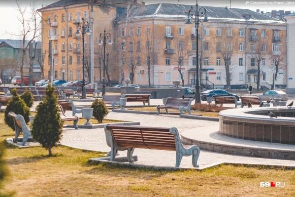 Уже 6 мая в Перми будет очень тепло