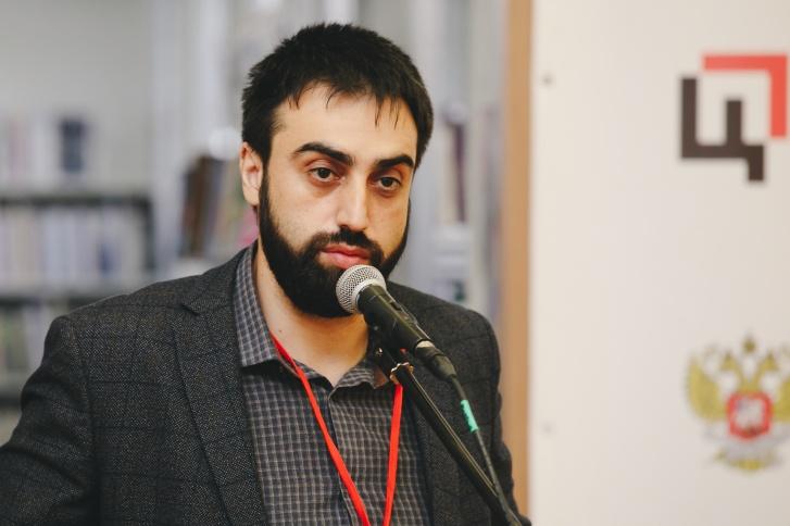 Айказ Микаелян,ведущий консультант управления по укреплению общенационального единства и профилактики экстремизма на национальной почве федерального агентства по делам национальностей России