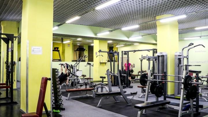 В Нижегородской области ограничили работу фитнес-клубов и детских кружков