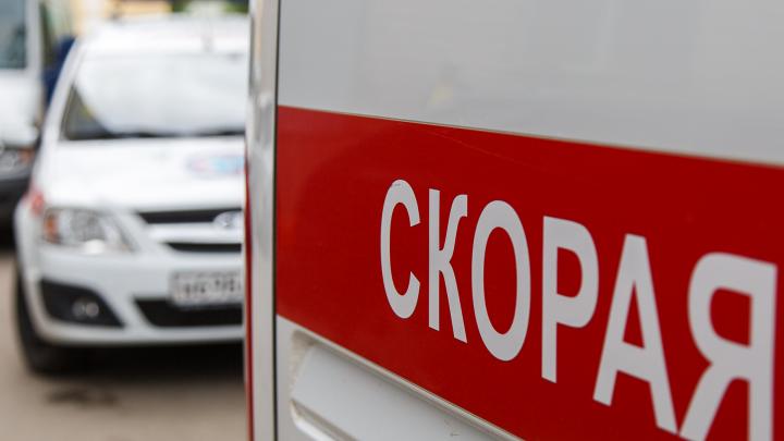 Двухлетний ребенок погиб на трассе в Волгоградской области