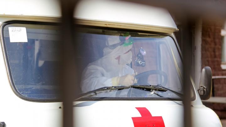 Федеральный оперштаб сообщил о трех новых смертях от коронавируса в Архангельской области